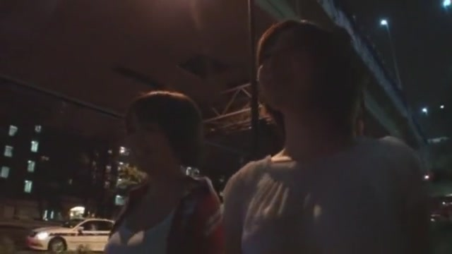 Exotic Japanese whore Nanako Mori, Haruki Sato, Meguru Kosaka in Fabulous Public, Car JAV movie Hemp rope red bdsm