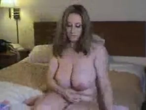 Kitty Lee huge tits masturbating contract increased breast size