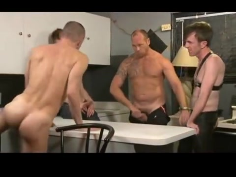 Two guys and a twink fuck and breed a cumdump Hot and sexy Reina gives blowjob and titjob
