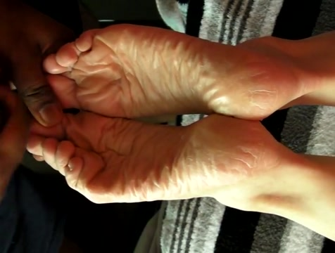 Two Cum-Loads on Dry Soles Same Day! Local sexy pics