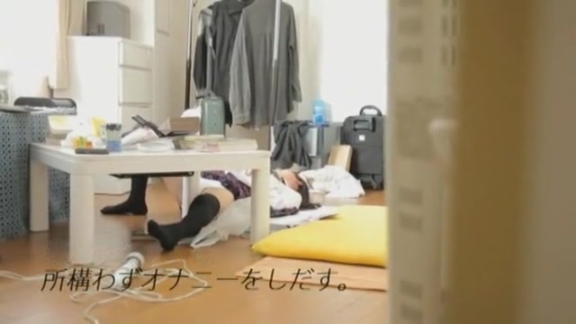 Horny Japanese model Aya Sakuraba in Best Blowjob, Stockings JAV movie Girl getting fucked in her ass