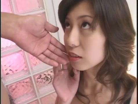 Exotic Japanese model Noa in Hottest Fingering, Handjobs JAV clip