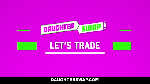 Kitty Katherine & Sadie Pop in Daughterly Displacement - DaughterSwap Arab omegle