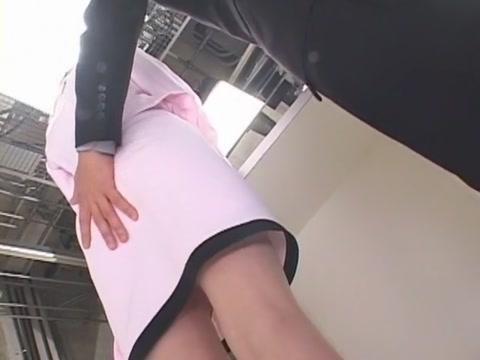 Best Japanese chick in Fabulous Couple, POV JAV scene Classy lingerie porn