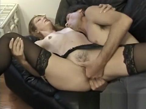 Skinny milf in black stockings Jillain has her man pounding her pussy ourei harada big tits
