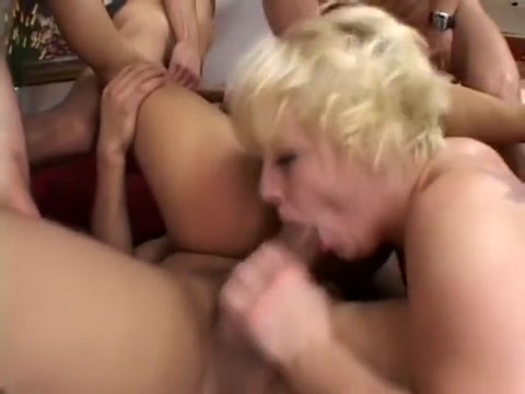 Two horny babes have a bunch of guys pounding their sweet holes like they deserve Fuck my wife in Narva