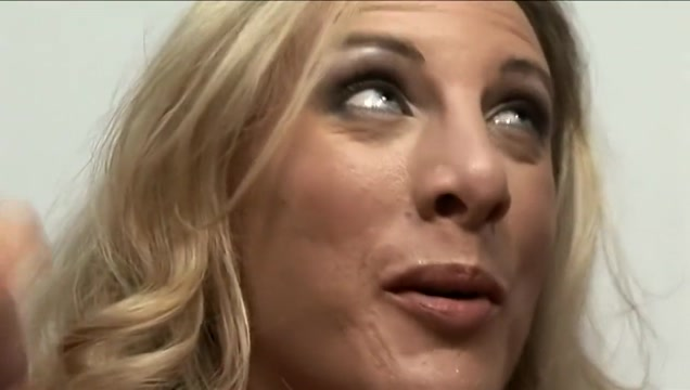 Busty Julie Robbins makes two dicks burst with pleasure with her hands gay skater boy gets blowjob from black