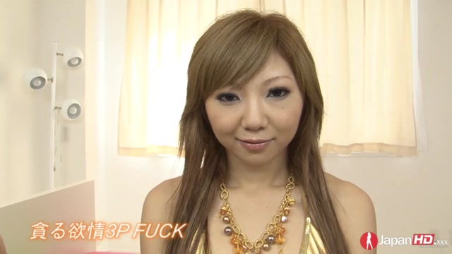 Rui Haduki in Intense Dp And Anal - JapanHD Perfect tits forced to fuck