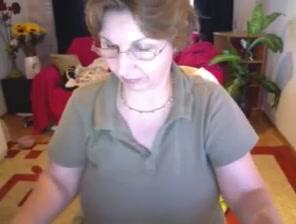 Busty mature on webcam Gossip get a job