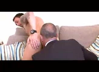 Daddy & man hot bitches having sex