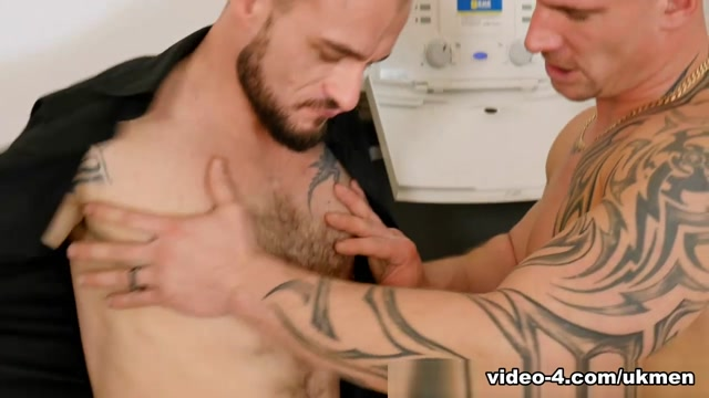 Jerry Kaytton & Max Born - UKNakedMen mean ebony women sex