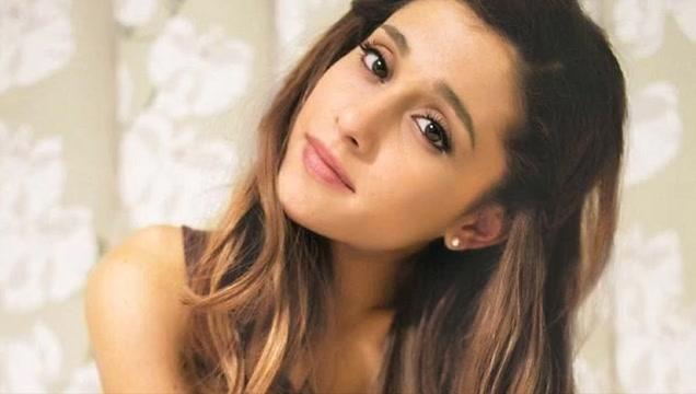 Ariana grande interracial