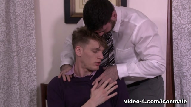 Billy Santoro & Zack Grayson in Late Night at the Office - IconMale Xxxvideo 3g
