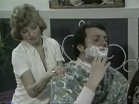 Horny amateur MILFs, Vintage adult movie