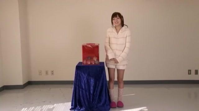 Incredible Japanese whore in Exotic POV, Blowjob JAV video
