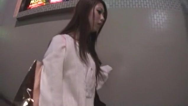 Hottest Japanese whore Risa Chigasaki in Horny Threesome, Amateur JAV movie