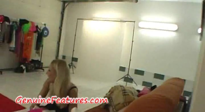 Backstage striptease by real czech blonde fucked takes duro porn big in
