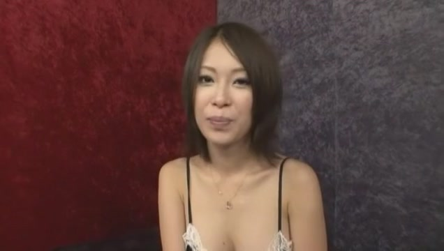 Exotic Japanese model Saki Ootsuka in Crazy Double Penetration, Threesome JAV video Two gorgeous lesbian babes lick each