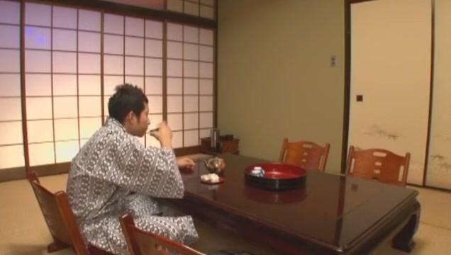 Amazing Japanese chick Azusa Maki in Incredible Wife JAV movie