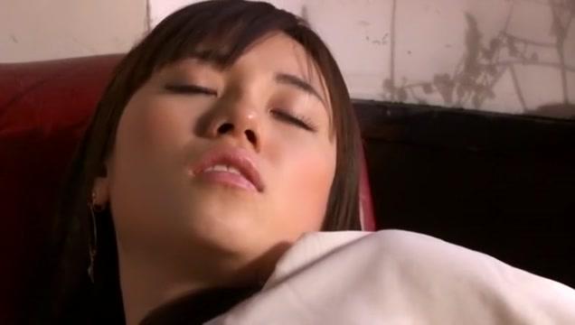 Horny Japanese model Azusa Nagasawa in Fabulous DP, Stockings JAV clip nude porn japan scholl