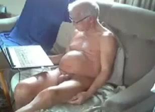 Grandpa in the cam Old Woman Sexy Porn