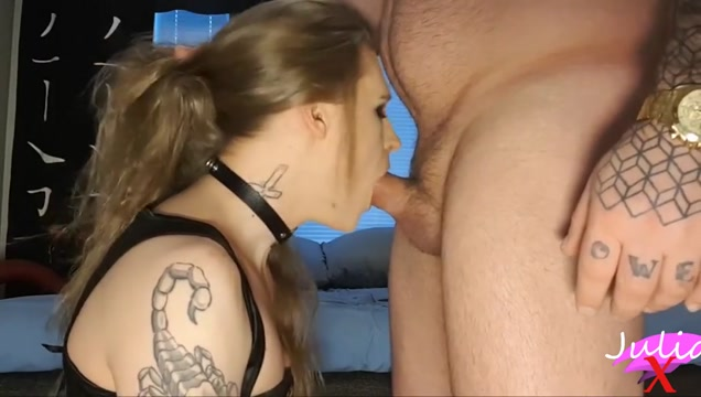 Julia with daddy Sex threesome two girls one guy