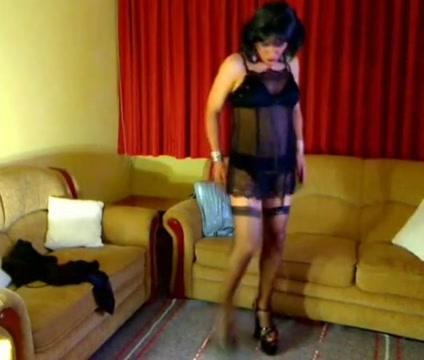 Sexy crossdresser claudia modelling lingerie Ilgook wife sexual dysfunction