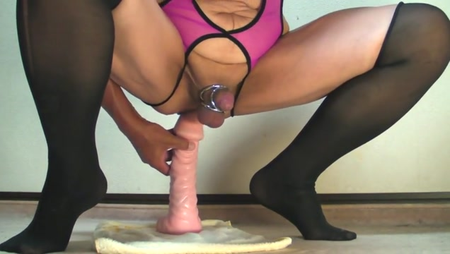 Prostate milking with anal fucking aug-07-2015 Big tits huge asses cum