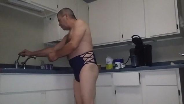 Mike muters new bikini bottom Lap dance porn