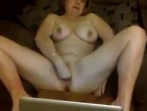 Hotwife masturbating milf Interracial amateur wife black