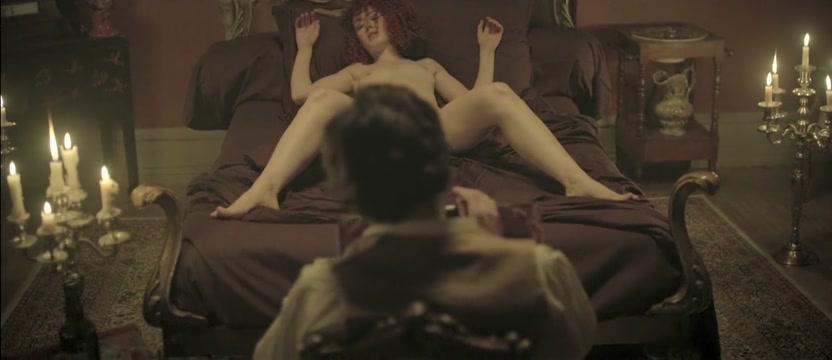 Blandine Bellavoir Maison Close Naked women strip gif