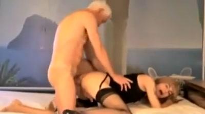 Grandpa fucks crossdresser Lynse lohan nude