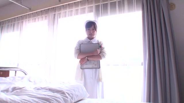 Horny Japanese slut Hirono Imai in Crazy POV, Nurse JAV clip Wife caught grabbed ass porn