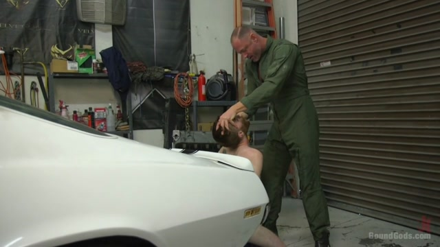 Seamus O Reilly D. Arclyte in The Mechanic - BoundGods free xxx hardcore beast vids movie download free