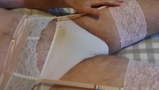 Jerking wearing pink lingerie pt 2 Sugar mummies hookup sites in usa