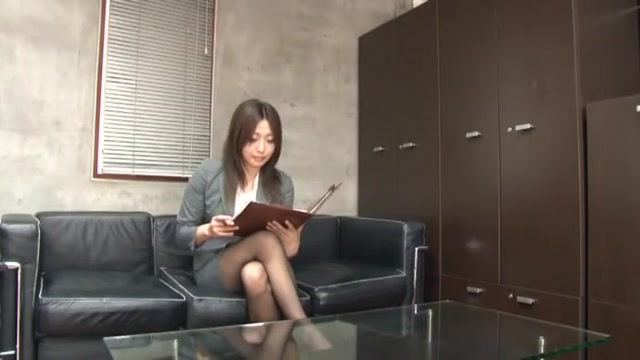 Hottest Japanese chick Miwako Yamamoto in Incredible POV, Blowjob JAV movie