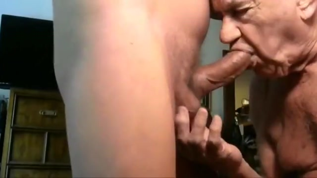 Old men passion 2 Chico butt fucking