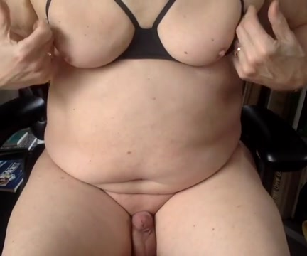Nipple orgasm First time with a white milf