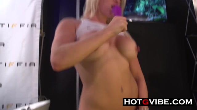 Blondie getting off in PUBLIC with Sex Toys Songs about losing someone you love