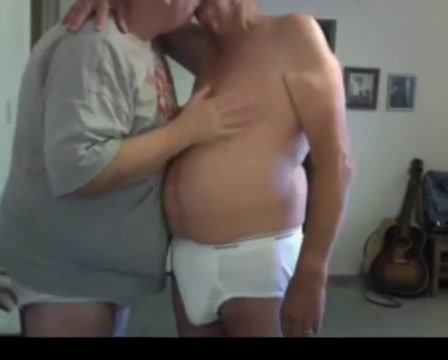 Grandpa couple on webcam 2 Indian Tambi