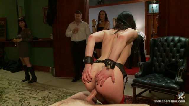 Juliette March & Nikki Darling & Maestro in Anal Game Night - TheUpperFloor Naked japanese school girls
