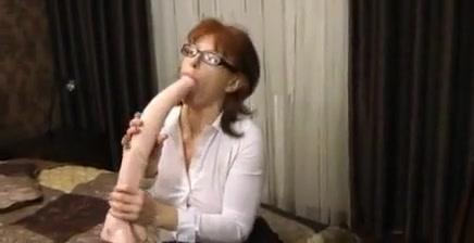 Mature secretary prolapses from big brutal anal dildo Www Xx Sex Movies