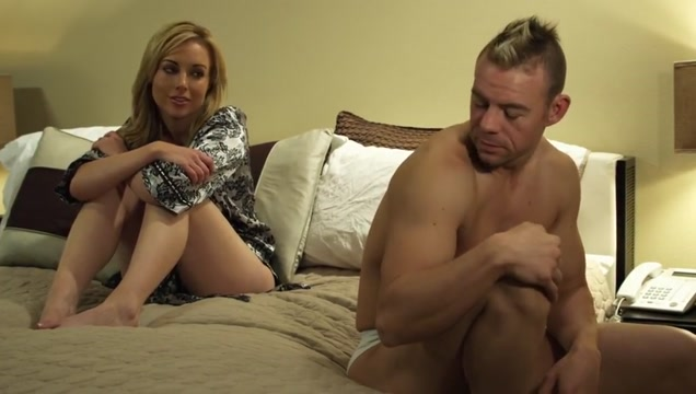 Blonde gets sharp sex in bedroom sex stories with sisters