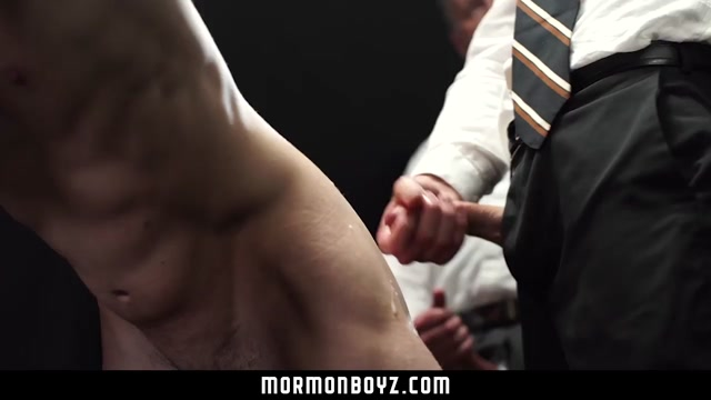 MormonBoyz - Missionary rides his buddy?s monster cock Sexy wet naked mexican bodys