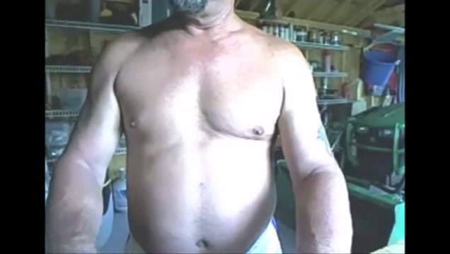 Very handsome mature guy Old Trample