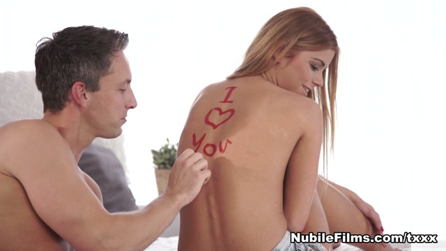 Chrissy Fox in Sweet Love - NubileFilms Nude full desi big bootys pics