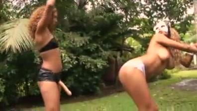 Rompiendo el anillo 01 - kendry medina y samantha ramos Jbrown shows Vick her sexy tan-lines