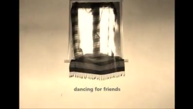Dancing for friends