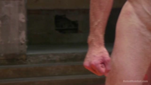 Jonah Marx & Tyler Rush in Tyler Rush Takes On Ripped Hunk Jonah Marx - NakedKombat step by step oral sex