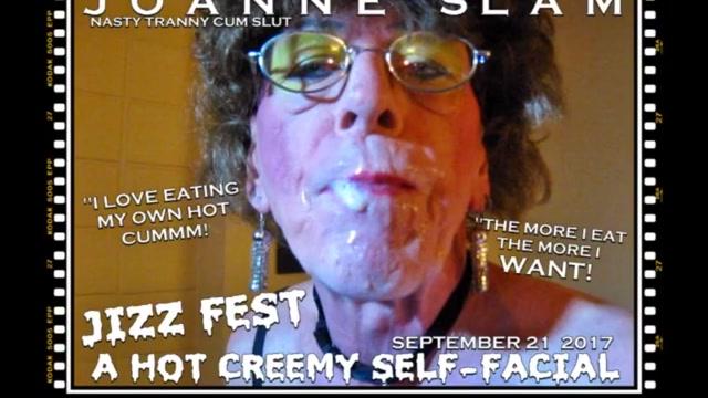Joanne slam - jizz fest finish Women touching penis